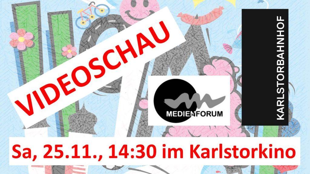 """Gemeinsame Presseerklärung mit dem Medienforum Heidelberg zur Videoschau """"Heimat gestalten"""""""