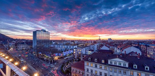 Stadtentwicklung in Heidelberg