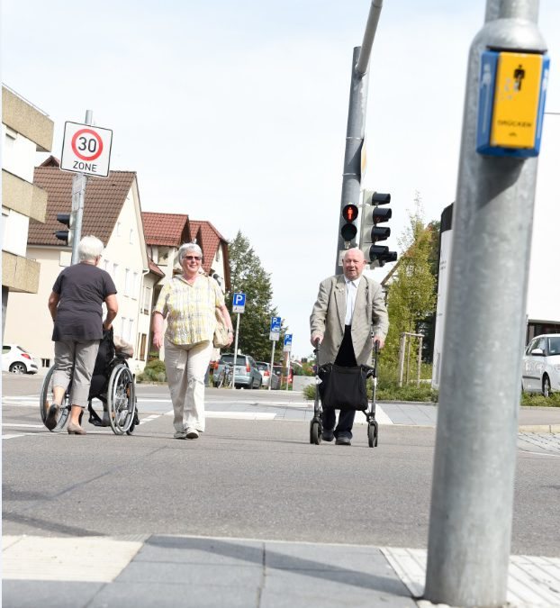 SPD-Fraktion setzt den weiteren Bestand des Zebrastreifens in der Zeppelinstraße durch