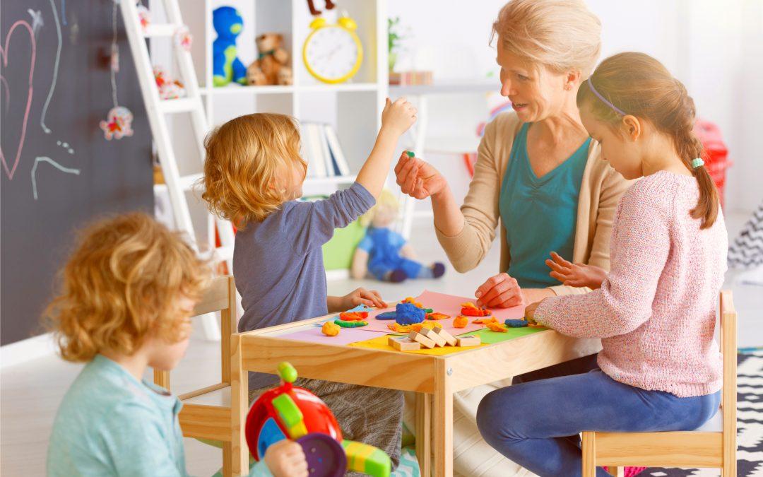 Gebührenfreie Kinderbetreuung für alle!