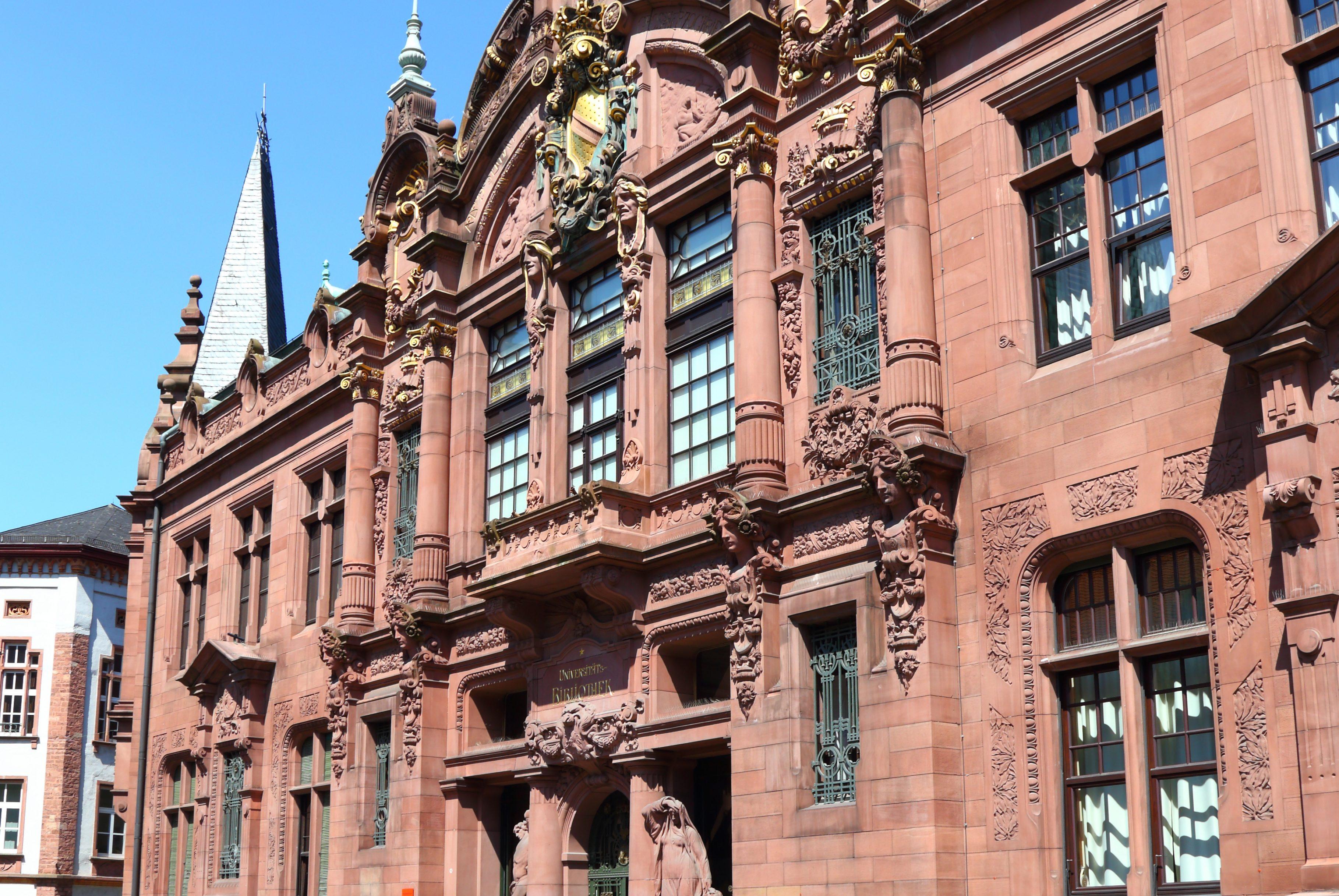 Arbeit in Heidelberg