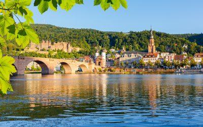 Sicher in den Heidelberger Frühling