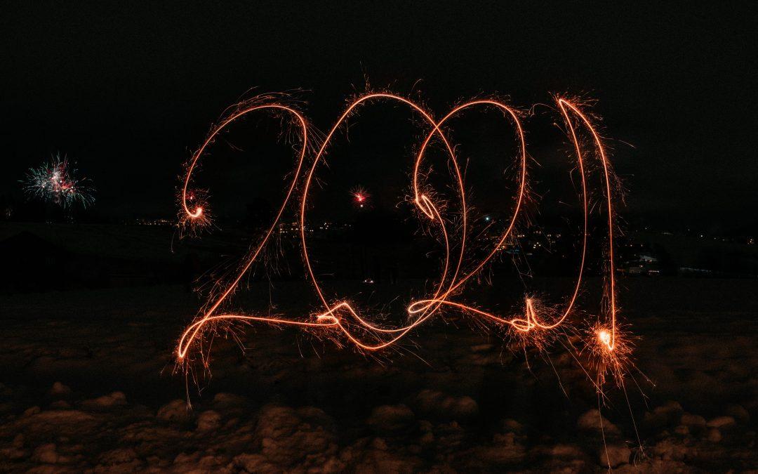 Hoffnung und Gesundheit für 2021