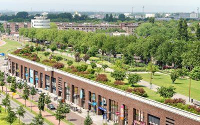 Ein Dachpark für Bergheim