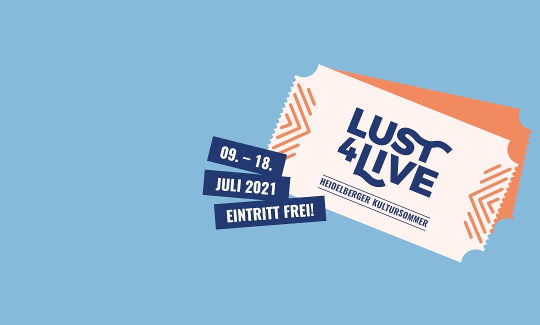 Sommerfestival Lust4Live